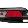 Peiliukas ARGENTAX TAP-O-MATIC 331, su išstumiama geležte