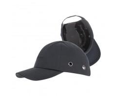 Šalmas-kepurė su snapeliu BUMPCAP,  juoda