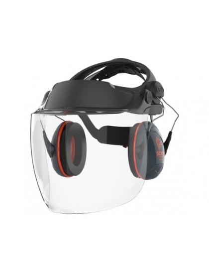Apsauginis veido skydelis JSP EVOGuard® C2 su  Sonis®ausinėmis