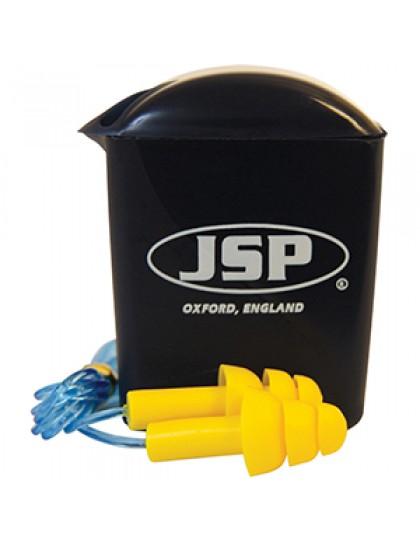 Ausų kamšteliai JSP MAXIFIT PRO™ su virvele, daugkartiniai