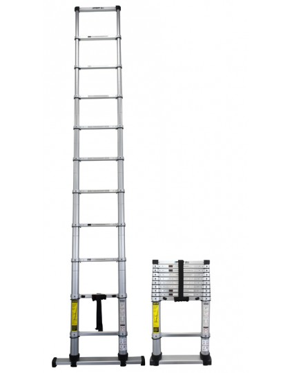 JUMBO GIANT teleskopinės kopėčios 41XT320