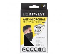 Kaklo mova - antimikrobinis šalikas CS25