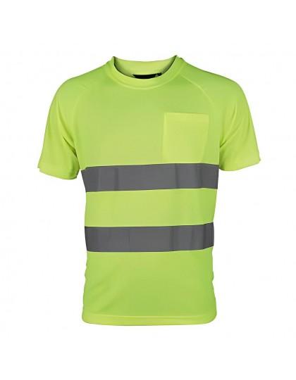 Marškinėliai gero matomumo trump. rank. VWTS01B