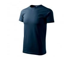 Marškinėliai vyr. trump. rankov. BASIC 129 160g/m²