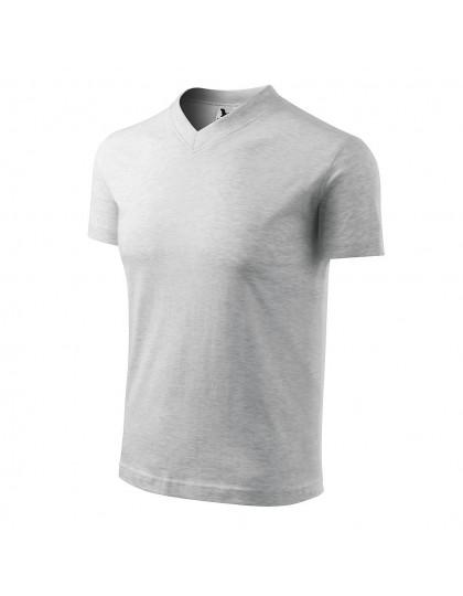 Marškinėliai vyr. trump. rankov. V-NECK 102 160 g/m²