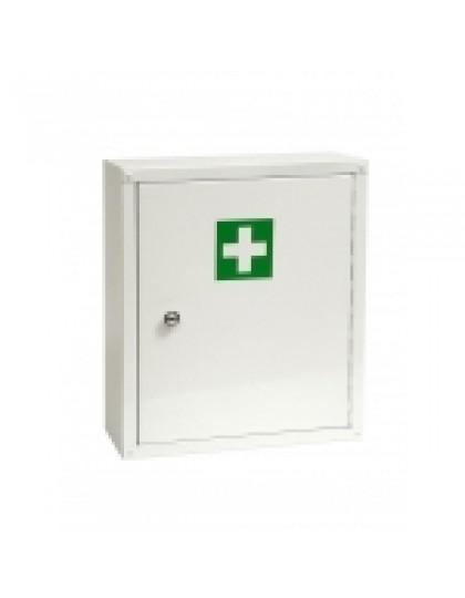 Metalinė dėžė pirmos pagalbos rinkiniui 35x30x12