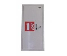 Metalinė spintelė gesintuvams laikyti, dydis: 580x250x250