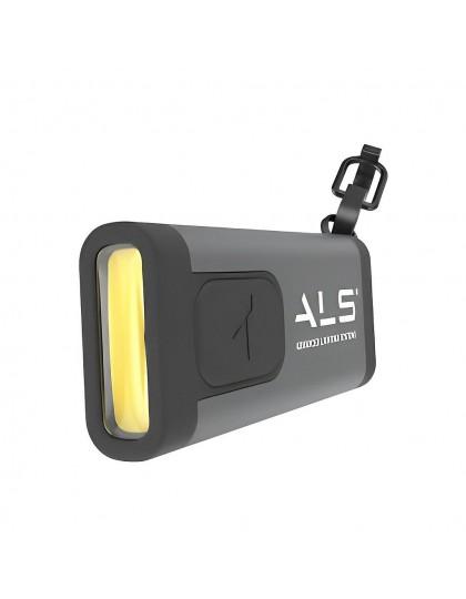 Pakraunamas mini šviestuvėlis - raktų pakabukas, 60 liumenų