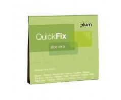 Pleistrai  PLUM QUICKFIX ALOE VERA 5514 (1 pak. - 45 vnt.)