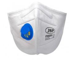 Respiratorius JSP F622 NR su vožtuvu, dirželiai per galvą