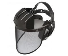 Tinklinis veido skydelis CLIMAX10 Forestal su ausinėmis 23 dB