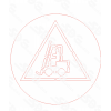 Trafaretas-Autokrautuvas, 400x400 PVC